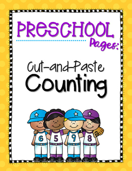 Cut-and-Paste Counting {Baseball}
