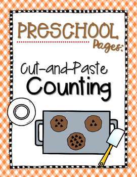 Cut-and-Paste Counting {Cookies}