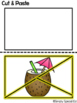Cut and Paste Fine Motor Sheets: Summer
