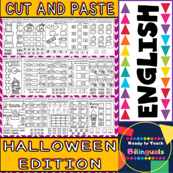 Cut and Paste - Halloween Edition