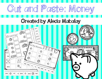 Cut and Paste: Money