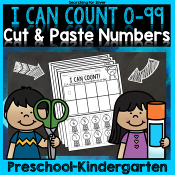 Cut and Paste Numbers 10-99