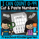 Cut and Paste Numbers 0-99