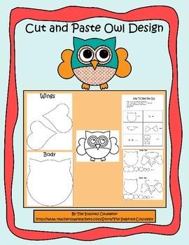Cut and Paste Owl Design