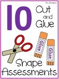 Pattern Assessment - Cut and Glue