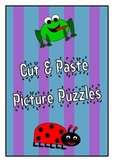 Cut and Paste Puzzles