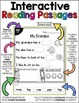 Phonics and Fluency Interactive Reading Passages