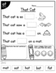 Short Vowel Interactive Reading Passages