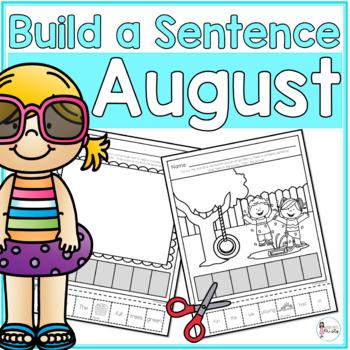 Cut and Paste Sentences_August