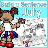 Cut and Paste Sentences_July