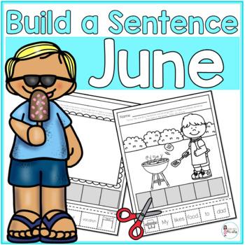 Cut and Paste Sentences_June