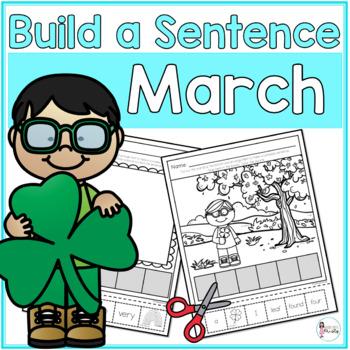 Cut and Paste Sentences_March