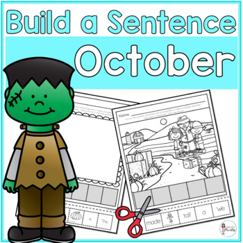 Cut and Paste Sentences_October
