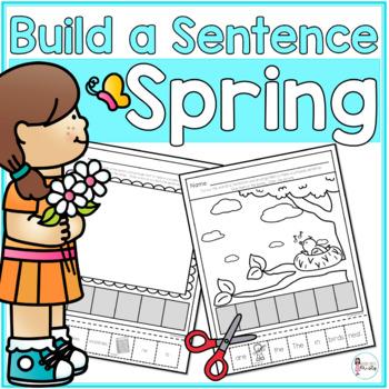 Cut and Paste Sentences_Spring