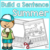 Cut and Paste Sentences_Summer