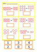 Cut and Paste Subtraction 1-10 Worksheets, Autism, Special Education