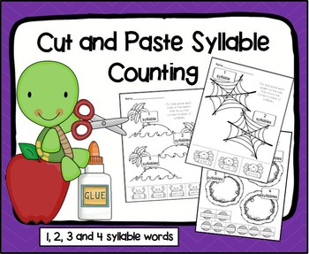 Cut and Paste Syllables
