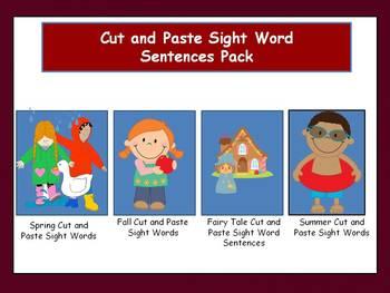 Sight Word,  Mega Pack