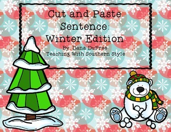Cut and Paste Winter Edition