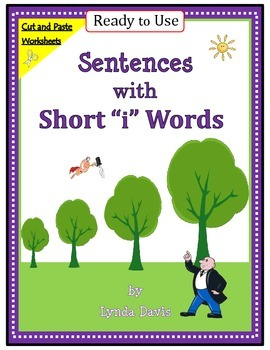 "Short Vowels - Sentences with Short ""i"" Words"