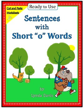 "Short Vowels - Sentences with Short ""o"" Words"