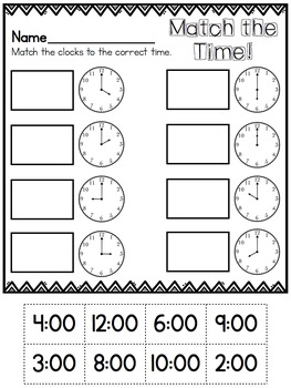cut and paste worksheets for first grade measurement by stephany dillon. Black Bedroom Furniture Sets. Home Design Ideas