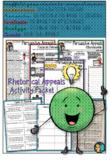 Rhetorical Appeals - Persuasive Appeals - Ethos, Logos and Pathos