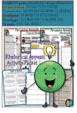 Rhetorical Appeals - Media Literacy Activity Packet