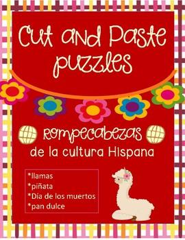 Cut and paste-Hispanic heritage
