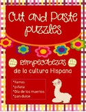 Cut and paste-Hispanic heritage