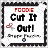 Cut it Out! Foodie Style Scissor Practice