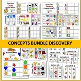 Cut-n-Paste CONCEPTS BUNDLE DISCOVERY