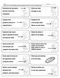 Cut-n-Paste: Microscope Parts