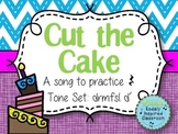 Cut the Cake: A song for teaching ta rest