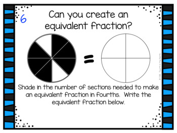 Cut the Cookie! A Fun Fraction Activity