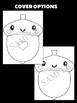 Cute Acorn - MOONJU MAKERS Printable