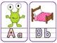 Cute Alphabet Flash Cards