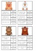 Cute Animal Question Clip Cards