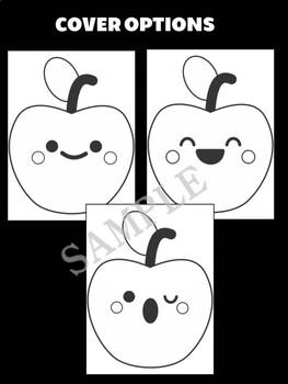 Cute Apples - MOONJU MAKERS Printable
