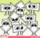 Cutie Arrows Clip Art