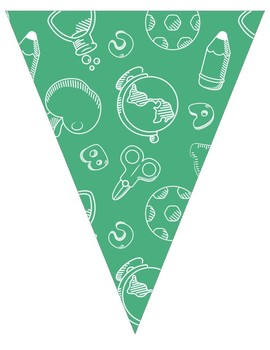 Cute Back to School Banner