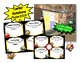 Reading Center Rotations Editable Powerpoint w/ 4 centers ~ Bee Themed