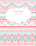 Cute Binder Cover Page - Editable