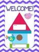 Editable Cute Birdies ~ Bird Themed Classroom Decor Set