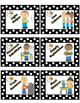 Cute Black and White Polka Dot Classroom Jobs