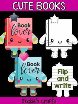 Cute Book - Jackie's Craft Activity, Writing, Activities for any Book, Reading