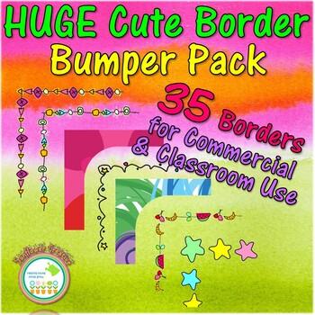 FREE Cute Borders Pack