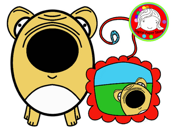 Cute Bug Eye French Bulldog Clipart Personal Commercial Use Tpt