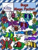 BUGS MEGA PACKET (66 IMAGES)