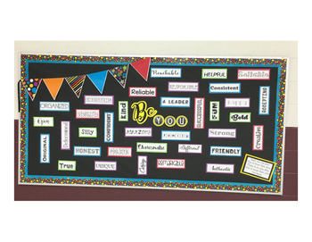 Cute Bulletin Board - Be Bulletin